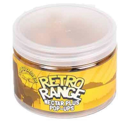 CRAFTY CATCHER RETRO RANGE POP UP NECTAR PLUS 15MM 150ML EL CARPODROMO