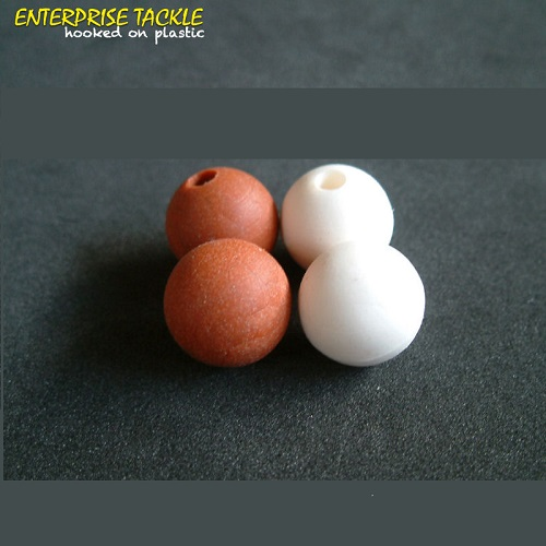 ENTERPRISE TACKLE ETERNAL BOILIES BLANCO Y TERRACOTA 15 MM EL CARPODROMO 1