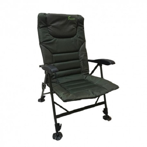 silla specimen reclinable con reposabrazos xl