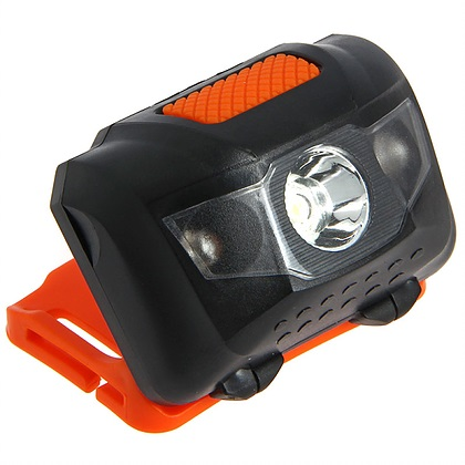 NGT FLED HEADLIGHT WITH WHITE AND RED LIGHT 100 LUMENS EL CARPODROMO 1