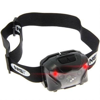 NGT XPR CREE HEADLAMP USB RECHARGABLE 140 LUMENS EL CARPODROMO 2