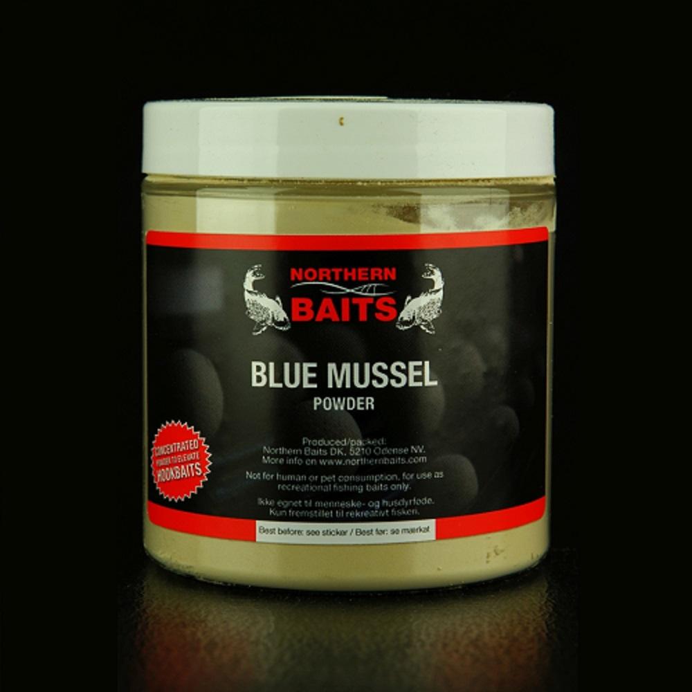 NORTHERN BAITS BLUE MUSSEL POWDER 80 G EL CARPODROMO