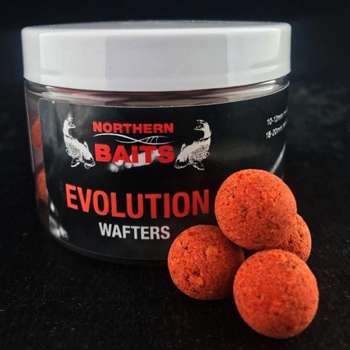 NORTHERN BAITS EVOLUTION WAFTERS 15 MM EL CARPODROMO