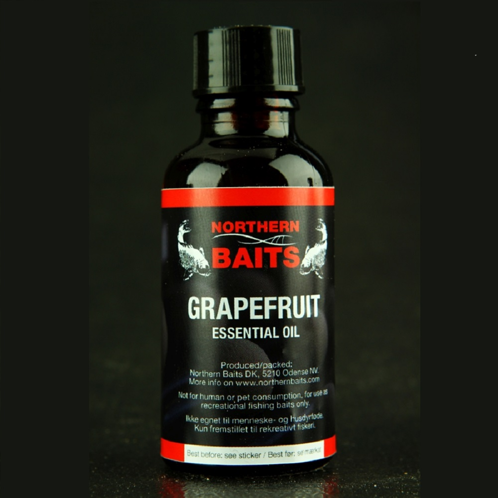 NORTHERN BAITS GRAPEFRUIT ESSENTIAL OIL 40 ML EL CARPODROMO