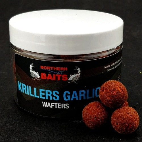 NORTHERN BAITS KRILLER GARLIC WAFTERS EL CARPODROMO