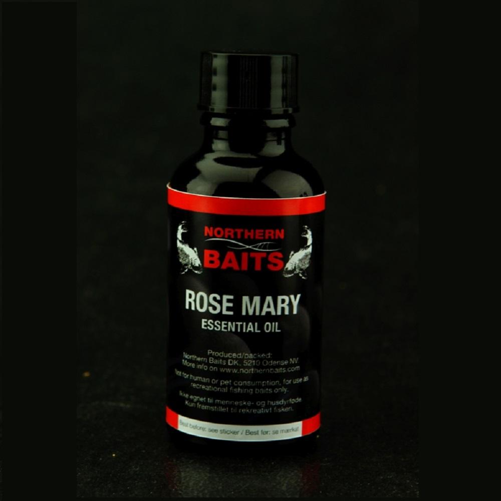 NORTHERN BAITS ROSE MARY ESSENTIAL OIL 40 ML EL CARPODROMO