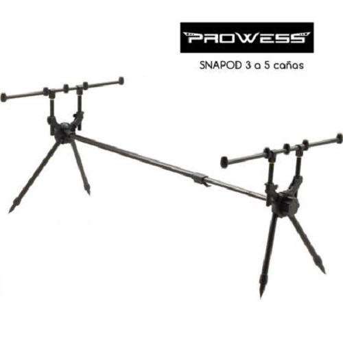 PROWESS SNAPOD 3 5 CAÑAS 1 EL CARPODROMO