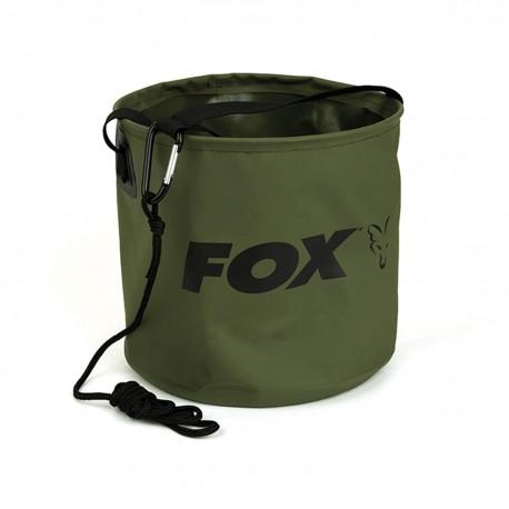 fox collapsible water bucket elcarpodromo