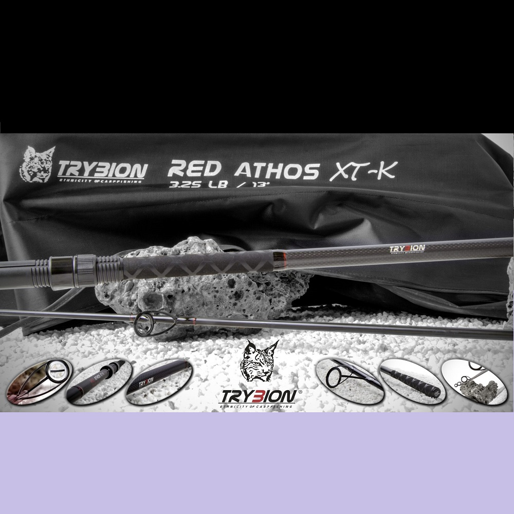 TRYBION RED ATHOS XT-K 12'