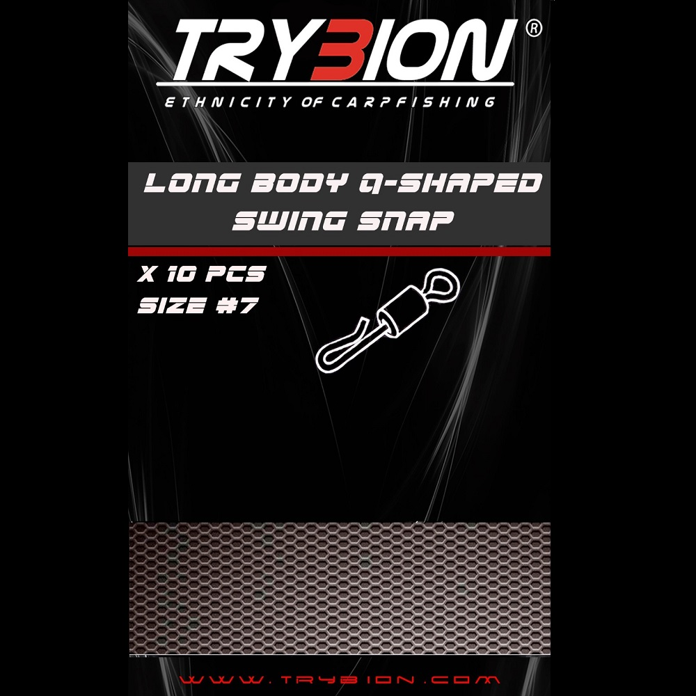 TRYBION LONG BODY Q-SHAPED SWING SNAP nº 7