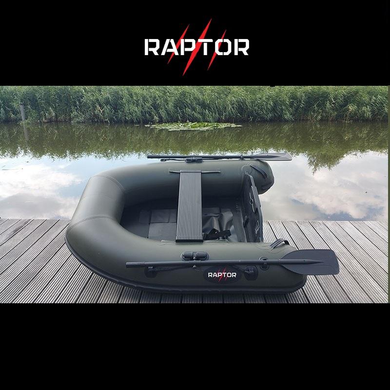 RAPTOR BOATS 160 FAST AIR DRECK