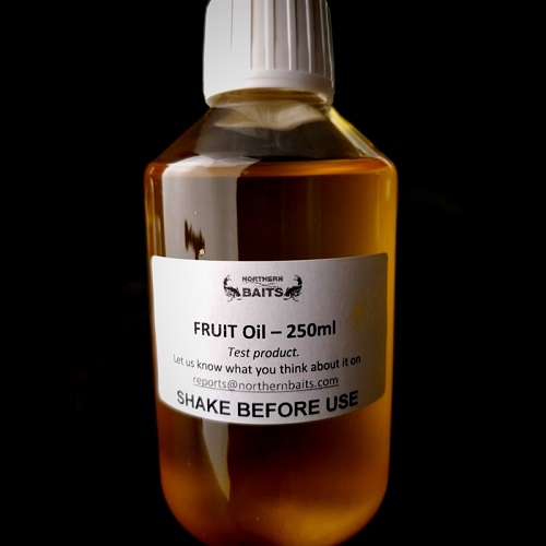 NORTHERN BAITS OIL FRUIT 250 ML