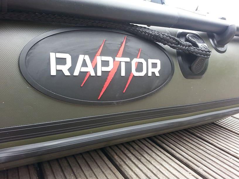 Raptor 200 logo