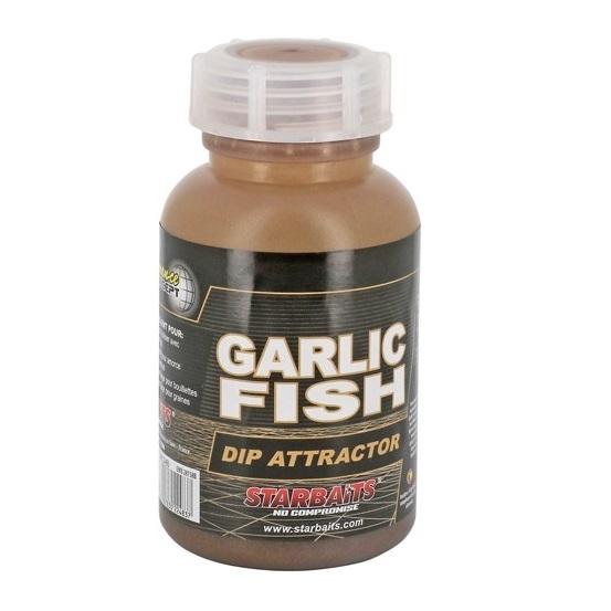 STARBAITS DIP Attractor garlic fish. elcarpodromo