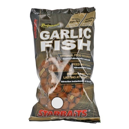 STARBAITS GARLIC FISH