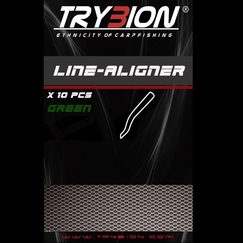 TRYBION LINE ALIGNER SILICONA GREEN
