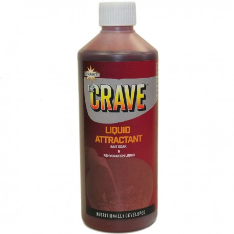 dynamite baits the crave liquid attractant 500ml