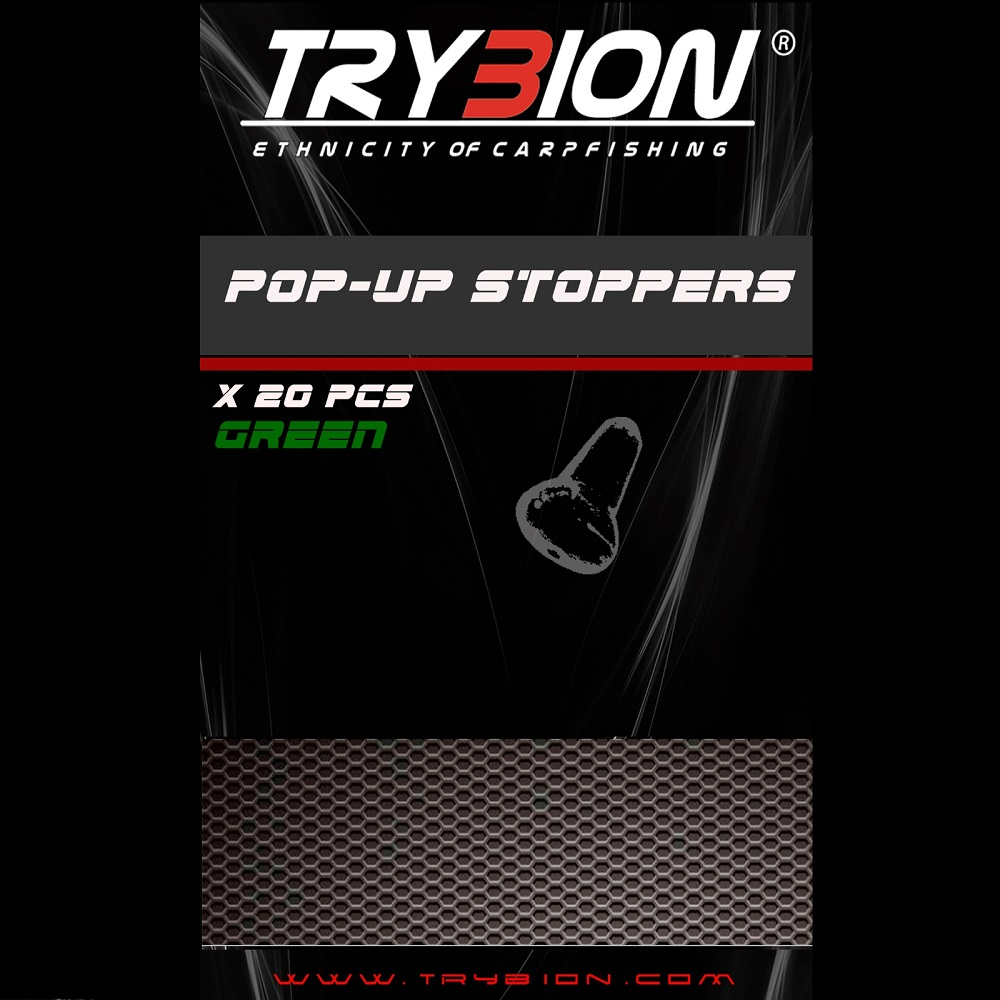 TRYBION POP UP STOPPERS GREEN