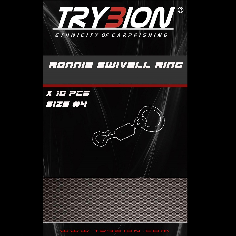 TRYBION RONNIE SWIVELS RING