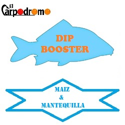EL CARPODROMO DIP BOOSTER MAIZ MANTEQUILLA 500 ML