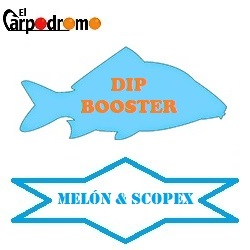 EL CARPODROMO DIP BOOSTER MELÓN SCOPEX 500 ML