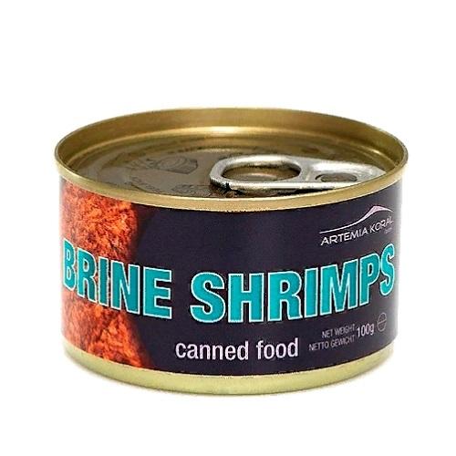 NORTHERN BAITS CANNED BRINE SHRIMPS 100 G
