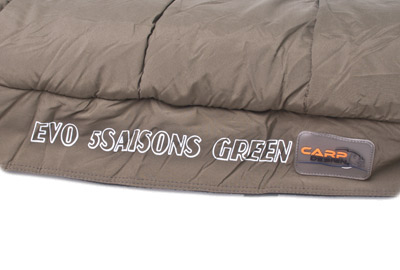 CARP DESIGN DUVET CARP DESIGN GREEN LINE EVO 5 SAISONS 1