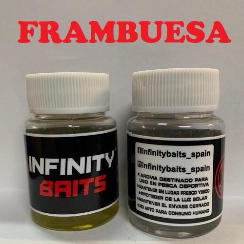 INFINITY BAITS AROMA DE FRAMBUESA