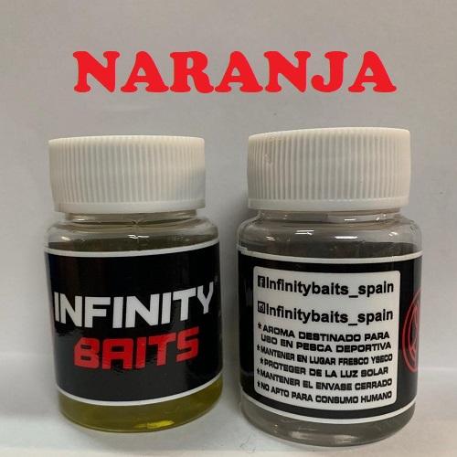 INFINITY BAITS AROMA DE NARANJA