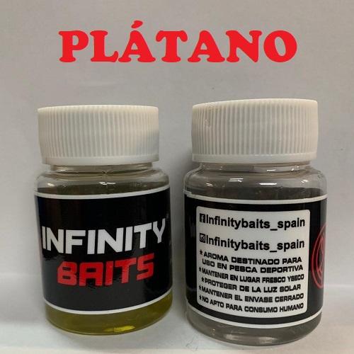 INFINITY BAITS AROMA DE PLATANO