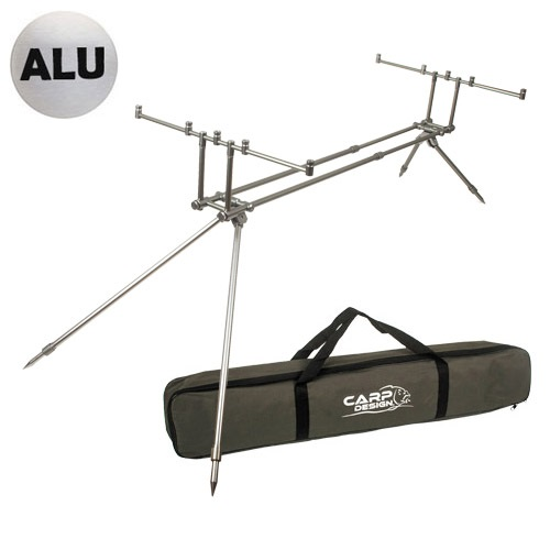 CARP DESIGN ROD POD BANK POD 3 5 CANAS