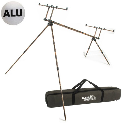 CARP DESIGN ROD POD BANK POD CAMU 3 5 CANAS