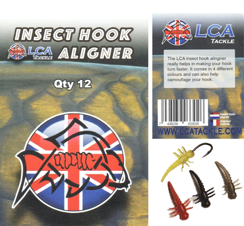 LCA TACKLE INSECT HOOK ALIGNER