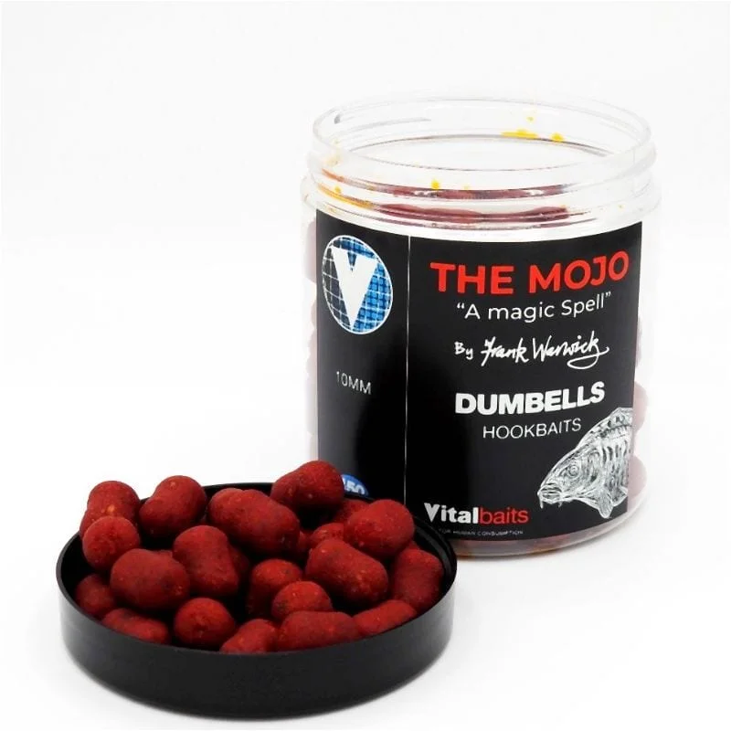 DUMBELLS THE MOJO